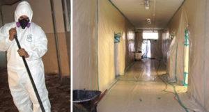 commercial asbestos abatement Los Angeles