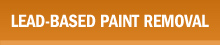 lead based paint removal Los Angeles