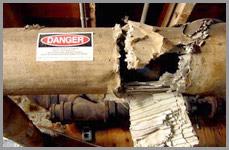 Industrial Asbestos Removal Orange County CA